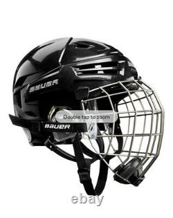 Bauer Senior Re-akt Casque De Hockey Sur Glace Combo Grande