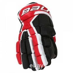 Bauer Supreme 190 Gants De Hockey Sur Glace Taille Senior, Gants De Hockey En Ligne Bauer
