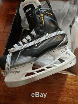 Bauer Supreme 190 Ice Skates Principale 7.0 Largeur D Pointure 8,5. Le Dernier