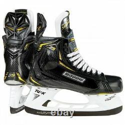 Bauer Supreme 2s Pro Hockey Sur Glace Patins Taille Haute, Patins À Glace Professionnel