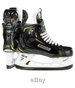 Bauer Supreme 2s Pro Hockey Sur Glace Senior Skatesbrand Nouveau Taille 10