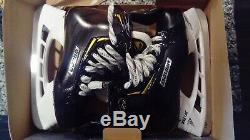 Bauer Supreme 2s Senior Taille 10 D Hockey Sur Glace Patins À Glace