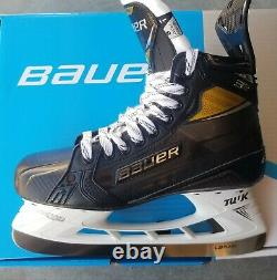 Bauer Supreme 3s Pro Ice Hockey Skates Taille 8 Fit 1