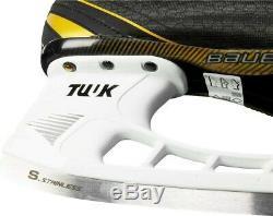 Bauer Suprême. 6 Hockey Sur Glace Patins Taille Principale