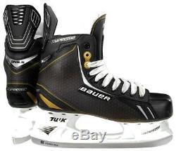 Bauer Suprême. 6 Hockey Sur Glace Patins Taille Principale Marque Nouveau