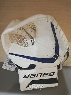 Bauer Supreme One 100 Hockey Sur Glace Gardien De But Gant Principal Regularnew
