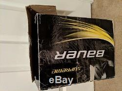 Bauer Supreme One. 7 Taille 8,5 Ee Skates Senior Ice But