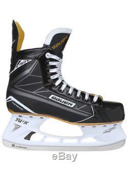 Bauer Suprême S160 S16 Hockey Sur Glace Patins Principale Marque Nouveau