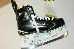 Bauer Supreme S180 Principal De Hockey Sur Glace Patins Brand New 7,5 Ee