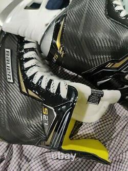Bauer Supreme S27 Patins De Hockey Sur Glace Taille Senior 9d
