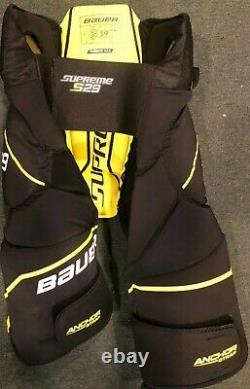 Bauer Supreme S29 Hockey Sur Glace Ceinturon Junior Et Senior