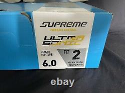 Bauer Supreme Ultrasonic Senior Patins De Hockey Sur Glace Taille De Patin 6 Fit 2