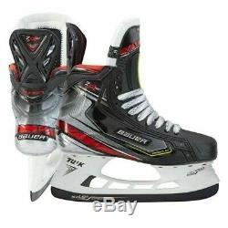 Bauer Vapor Pro 2x Principal Hockey Sur Glace Patins, Adulte Hockey Sur Glace Pédalos, Taille 7ee