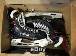 Bauer Vapor S17 1x Patins De Hockey Sur Glace Pro Taille 7.5 Ee Senior Sr