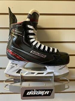 Bauer Vapor X Velocity Senior Adult Ice Hockey Patins Taille 8d Nouveau! Avec Box