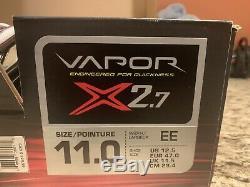 Bauer Vapor X2.7 Hockey Sur Glace Taille 11 Patins Principale Ee