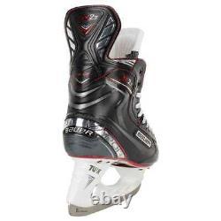 Bauer Vapor X2.7 Senior Patins De Hockey Sur Glace Lightspeed Edge Holder, Ee Largeur