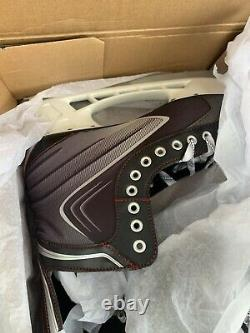Bauer Vapor X40 Adult Ice Hockey Skates Sr Skate Bth 13 Taille 12 Chaussures Taille 13,5