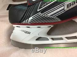 Bauer Vapor X500 De Hockey Sur Glace Patins! Enfant Adulte Troisième Taille 6.0 Ee Bord Tuuk