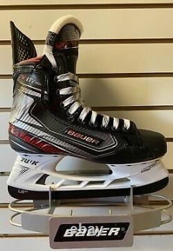 Bauer Vapor Xltx Pro+ Senior Adult Ice Hockey Patins Taille 8d Nouveau! Avec Box