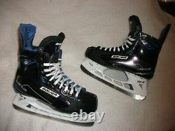 Brand New Bauer Nexus 2n Pro Stock Patins De Hockey Sur Glace Taille 9.5 Ee, Buffalo Sabres