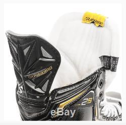 Brand New Bauer Supreme 2s Principal De Hockey Sur Glace Patins Taille 9.5 Largeur D