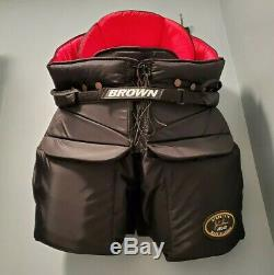 Brown 2400 Pro Senior Hockey Sur Glace Pantalon XL Gardien De But