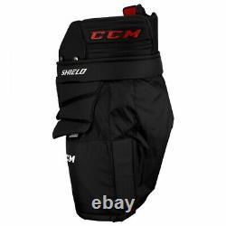 CCM Extreme Flex Shield Pro Hockey Sur Glace Senior Pantalons Gardien De But, Inline