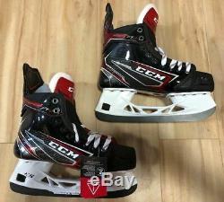 CCM Ft2 Jetspeed hockey Sur Glace Patins Taille Principale 9ee Marque Nouveau! A Ne Pas Manquer Out