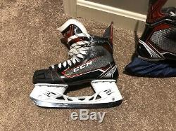 CCM Hockey Sur Glace Jetspeed Ft1 Patins Haute, Taille Skate 8ee