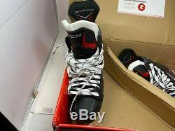 CCM Hockey Sur Glace Jetspeed Ft370 Patins Principale, Skate Taille 10 Largeur D