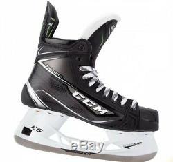 CCM Hockey Sur Glace Ribcor 76k Taille Patins Haute 7d