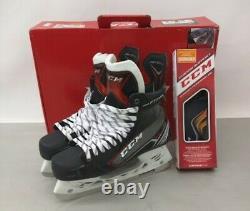 CCM Jetspeed Ft1 Patins De Hockey Sur Glace Senior, Taille De La Chaussure 12 / Us Taille De La Chaussure 13.5