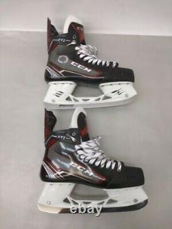 CCM Jetspeed Ft1 Patins De Hockey Sur Glace Senior, Taille De Patin 12 / Us Shoe Size 13.5