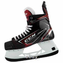CCM Jetspeed Ft2 Patins De Hockey Sur Glace Senior, Patins Ccm, Patins Sur Glace