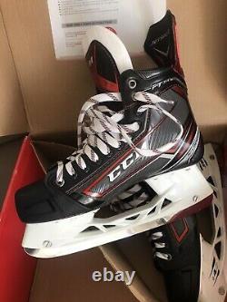 CCM Jetspeed Ft390 Senior Ice Hockey Patins Sk390j 11us