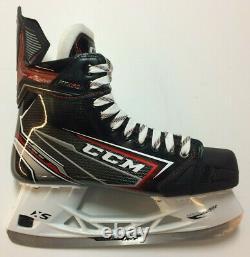 CCM Jetspeed Ft490 Patins De Hockey Sur Glace Taille Senior CCM Jetspeed Ft490 Patins Adultes