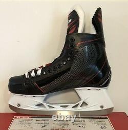 CCM Jetspeed Js Pro Patins De Hockey Sur Glace Patins Senior Taille 12 Nouveau