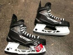 CCM Patins 80k Ribcor Hockey Sur Glace Principal Toute Taille