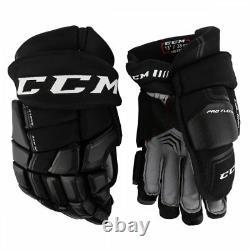 CCM Quicklite Qlt 290 Gants De Hockey Sur Glace Senior, Gants De Hockey En Ligne