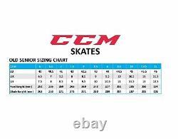 CCM Ribcor 50k Pompe Le Principal Hockey Sur Glace Patins