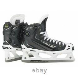 CCM Ribcor 50k Pump Goalie Skates Taille Senior, Hockey Sur Glace Professionnel