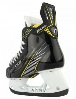 CCM Super Tacks Patins De Hockey Sur Glace Hommes Seniors Taille 10,5 D U. K. 11