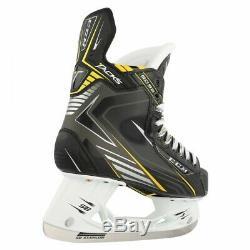 CCM Tacks 5092 De Hockey Sur Glace Patins Taille Principale, MID Level Patins À Glace Marque Nouveau