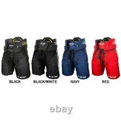 CCM Tacks 6052 Taille Des Pantalons De Hockey Sur Glace Senior, Short De Protection De Hockey