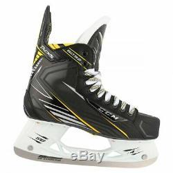 CCM Tacks 6092 De Hockey Sur Glace Patins Taille Haute, De Haut Niveau Patins À Glace