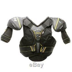CCM Tacks 7092 De Hockey Sur Glace Senior Protège-épaules, Protecteur D'épaule À Roues Alignées