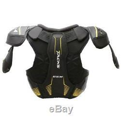 CCM Tacks 7092 Protège-épaules Taille Haute, Hockey Sur Glace Épaule Protecteur