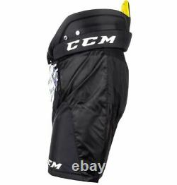 CCM Tacks 9060 Pantalon De Hockey Sur Glace Taille Senior, Short De Protection De Hockey