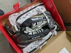 CCM Tacks 9090 Senior Hockey Sur Glace Pédalos, 9,5 Taille